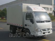 Yuejin NJ5022XXYPBGBNZ3 box van truck