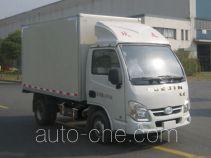 Yuejin NJ5022XXYPBGBNZ6 box van truck