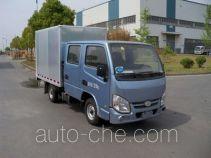 Yuejin NJ5023XXYGABS1 box van truck