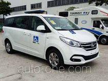 Changda NJ5030XFZ5 welcab (wheelchair access vehicle)