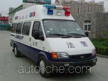 Changda NJ5030XZF law enforcement vehicle