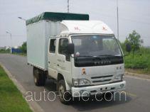 Yuejin NJ5031P-DBFS2 soft top box van truck