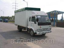Yuejin NJ5031P-DBFW2 soft top box van truck