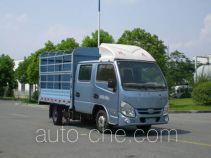 Yuejin NJ5032CCYPBMBNS грузовик с решетчатым тент-каркасом
