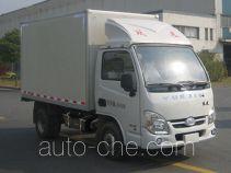 Yuejin NJ5032XXYPBBNZ1 box van truck