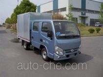 Yuejin NJ5032XXYPBGBNS1 box van truck