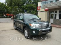 Changda NJ5035XZH4 command vehicle