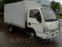 Yuejin NJ5037XXYPBEVNZ1 electric cargo van