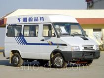 Iveco NJ5037XYJ drug testing vehicle