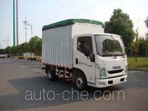 Yuejin NJ5041CPYZCDCNZ soft top box van truck