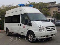 Changda NJ5040XJH52 ambulance
