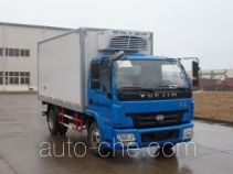 Yuejin NJ5080XLCDCFT4 refrigerated truck
