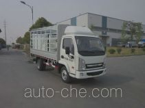 Yuejin NJ5041CCYDCCT1 грузовик с решетчатым тент-каркасом