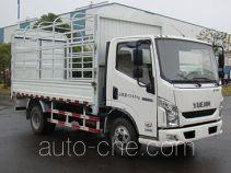 Yuejin NJ5071CCYZFDCMZ грузовик с решетчатым тент-каркасом