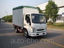 Yuejin NJ5041CPYZBDCNZ soft top box van truck