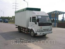 Yuejin NJ5041P-DBDW2 soft top box van truck