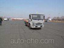 Yuejin NJ5041TQPZFDCMZ gas cylinder transport truck