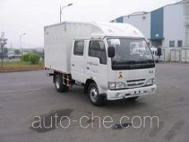 Yuejin NJ5041XXYDBDS5 box van truck