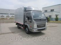 Yuejin NJ5041XXYDCCT box van truck