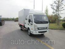 Yuejin NJ5041XXYDCFS box van truck