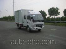 Yuejin NJ5041XXYHCBNS box van truck