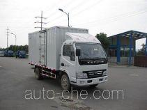 Yuejin NJ5041XXYHCBNZ box van truck