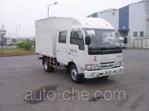 Yuejin NJ5041XXYHFBNS box van truck
