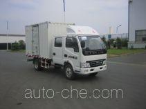 Yuejin NJ5041XXYHFBNS1 box van truck