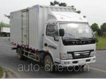 Yuejin NJ5041XXYHFCMZ1 box van truck