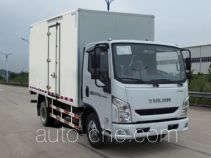 Yuejin NJ5041XXYZCDCMZ box van truck