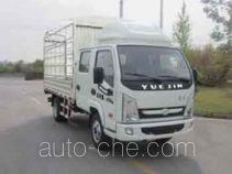 Yuejin NJ5042CCYKFDCNS stake truck