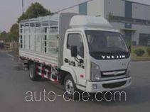 Yuejin NJ5042CCYKFDCNZ stake truck