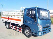 Yuejin NJ5042TQPZFDCMZ gas cylinder transport truck