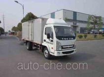Yuejin NJ5042XXYKBDBNZ box van truck