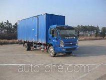 Yuejin NJ5042XXYKFDCWZ1 box van truck