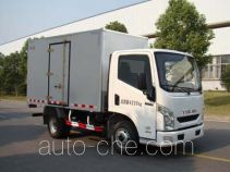 Yuejin NJ5042XXYZBDCNZ box van truck