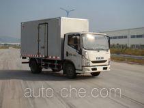 Yuejin NJ5042XXYZCDCMZ box van truck