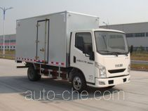 Yuejin NJ5042XXYZFDCNZ box van truck
