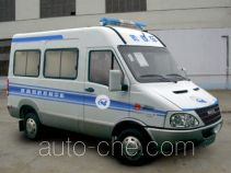 Iveco immunization and vaccination medical car