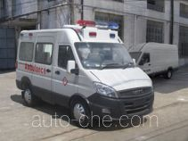 Iveco NJ5044XJHCD ambulance