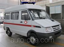 Iveco NJ5044XJHQA ambulance