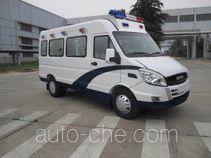 Iveco NJ5044XQCD2D prisoner transport vehicle