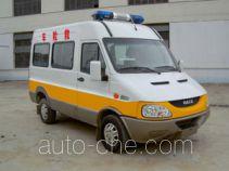 Iveco NJ5044XXHQB breakdown vehicle