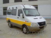 Iveco NJ5044XXHQC автомобиль технической помощи