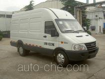 Iveco NJ5045XXY5D box van truck