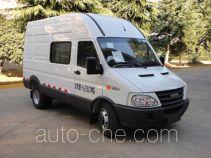 Iveco NJ5045XXYD2D box van truck
