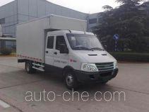 Iveco NJ5044XXYL2C box van truck