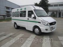 Iveco NJ5045XJCD3D inspection vehicle