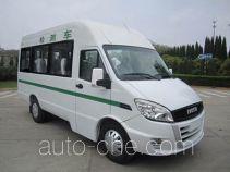 Iveco NJ5045XJCF3D inspection vehicle