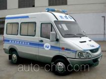 Iveco NJ5045XJH2NS immunization and vaccination medical car